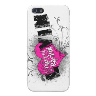 Luvinのバレルの競争 iPhone 5 Cover