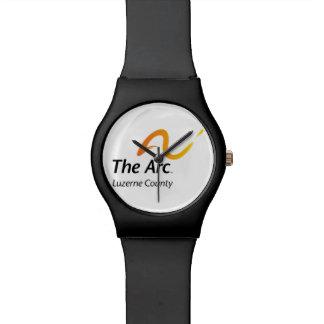 Luzerne郡の腕時計色のロゴのアーク 腕時計