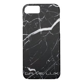 LVL -黒い大理石 iPhone 7ケース