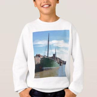 Lydiaエヴァ蒸気の漂流者 スウェットシャツ