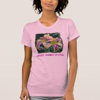 Lydia著示されるワスレグサ「 Tシャツ