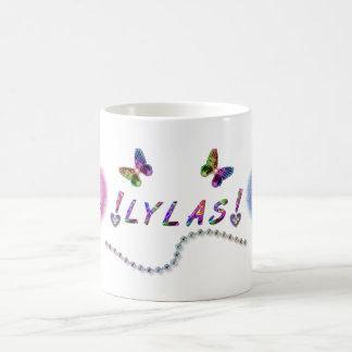 LYLAS愛姉妹を好みます コーヒーマグカップ