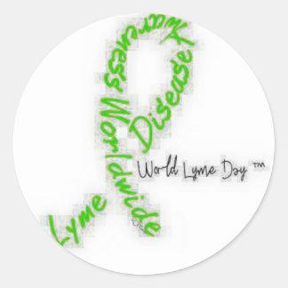 Lymeの認識度 ラウンドシール