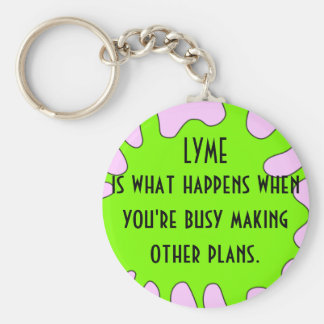 Lyme Keychain キーホルダー
