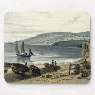 Lyme Regis、Charmouthから、「旅行からのドーセット、 マウスパッド