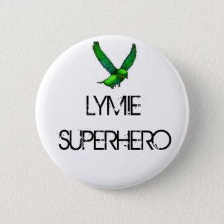 LYMIEのスーパーヒーローボタン 缶バッジ