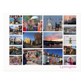 Lymington multi-image ポストカード