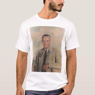 Lyndon B.ジョンソン-エリザベスShoumatoff (1969年) Tシャツ