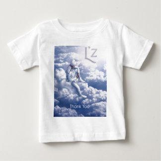 """L'z """"ありがとう""""商品 ベビーTシャツ"""