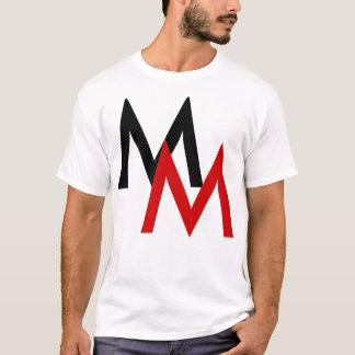 MおよびM Tシャツ