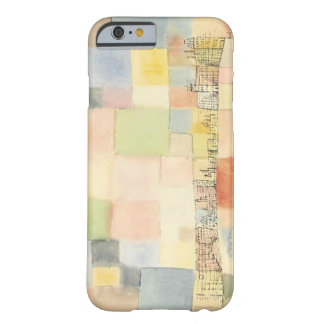 MのポールKlee- Neuer Stadtteil Barely There iPhone 6 ケース