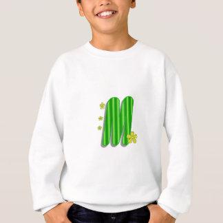 Mのモノグラム スウェットシャツ