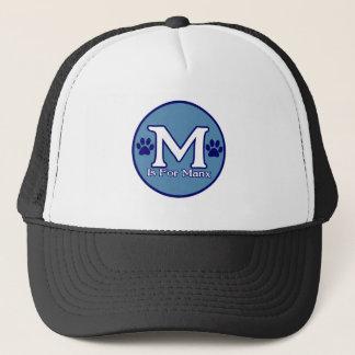 MはManxのためです キャップ