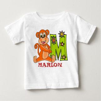 M猿 ベビーTシャツ