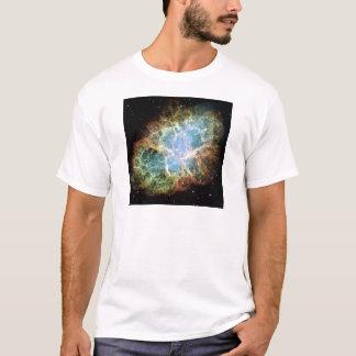 M1蟹星雲(NGC 1952年)は天文学の衣服をからかいます Tシャツ