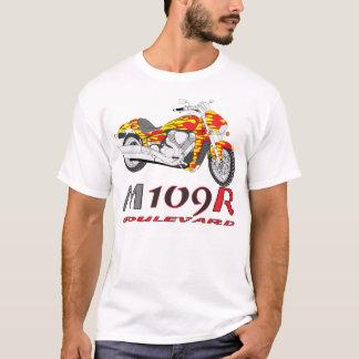 M109R燃え立つこと Tシャツ