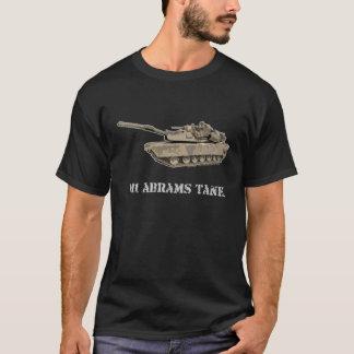 M1 AbramsタンクTシャツ Tシャツ