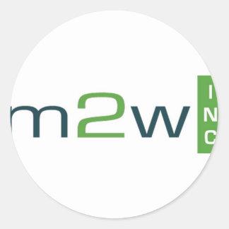m2w株式会社 ラウンドシール