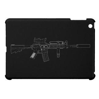 M4 SOPMODの黒 iPad MINIケース