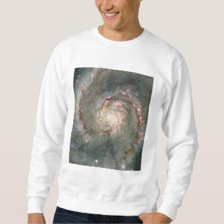 M51人の基本的なスエットシャツの宇宙科学のギフト スウェットシャツ