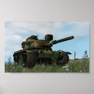 M60タンク ポスター