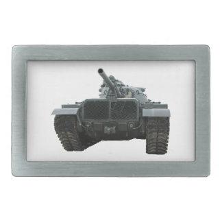 M60 Pattonタンク 長方形ベルトバックル