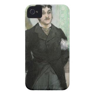 M.コーチエLathuilleのManet  のポートレート Case-Mate iPhone 4 ケース