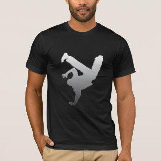 M 4のスポーツの衣服のアメリカの服装のグラフィックのティー Tシャツ