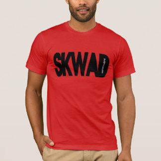 M 4のスポーツの衣服のSkwadのグラフィックのティー Tシャツ