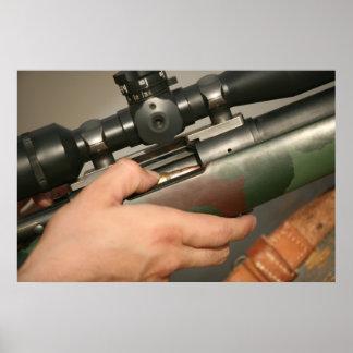 M-40狙撃銃 ポスター