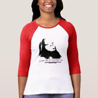M.A.W.M.S. 存続を習得している母および女性 Tシャツ