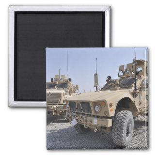 M-ATV鉱山の抵抗力がある待伏せはvehicl 2を保護しました マグネット