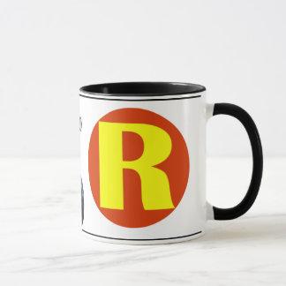 M-MモデルR マグカップ