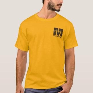 M、MADDOCKの建築、______________ Tシャツ