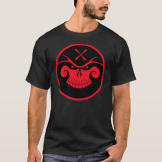 Maavusの海賊旗 Tシャツ
