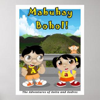 Mabuhay Boholポスター ポスター