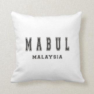Mabulマレーシア クッション