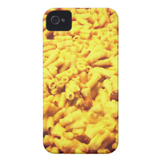 Macおよびビーガンのチーズ… Case-Mate iPhone 4 ケース