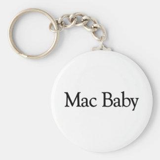Macのベビー キーホルダー
