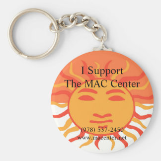 MAC中心のKeychain キーホルダー