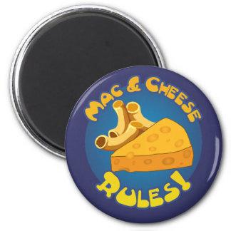 Mac及びチーズ規則の磁石 マグネット