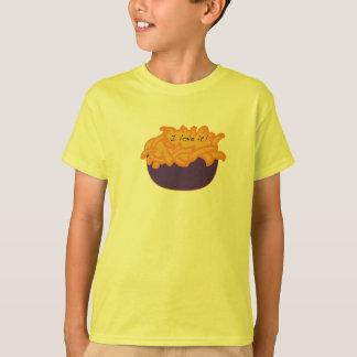Mac 「n」のチーズ tシャツ