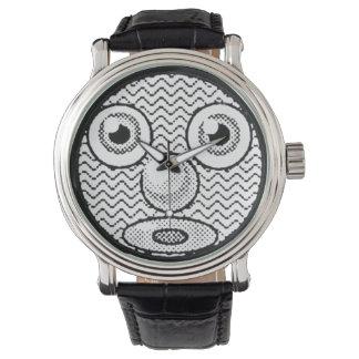 Mac Plussedは直面します 腕時計