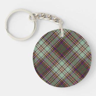 MacAndrewの一族の格子縞のスコットランドのキルトのタータンチェック キーホルダー