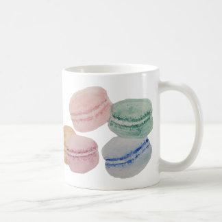 Macaronのデザートのマグ コーヒーマグカップ