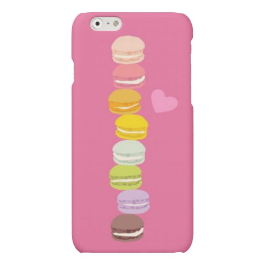 Macaron iphone case