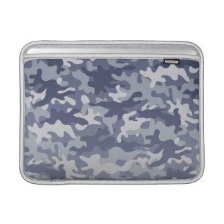 MacBookの空気袖-カムフラージュ-北極 MacBook スリーブ