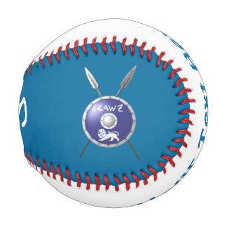 Maccabeeの盾およびやり 野球ボール