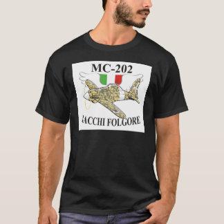 macchi mc200のfolgore tシャツ