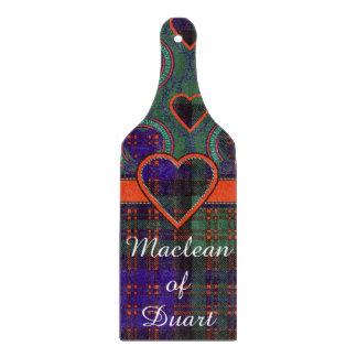 Macdonaldの一族の格子縞のスコットランド人のタータンチェック カッティングボード